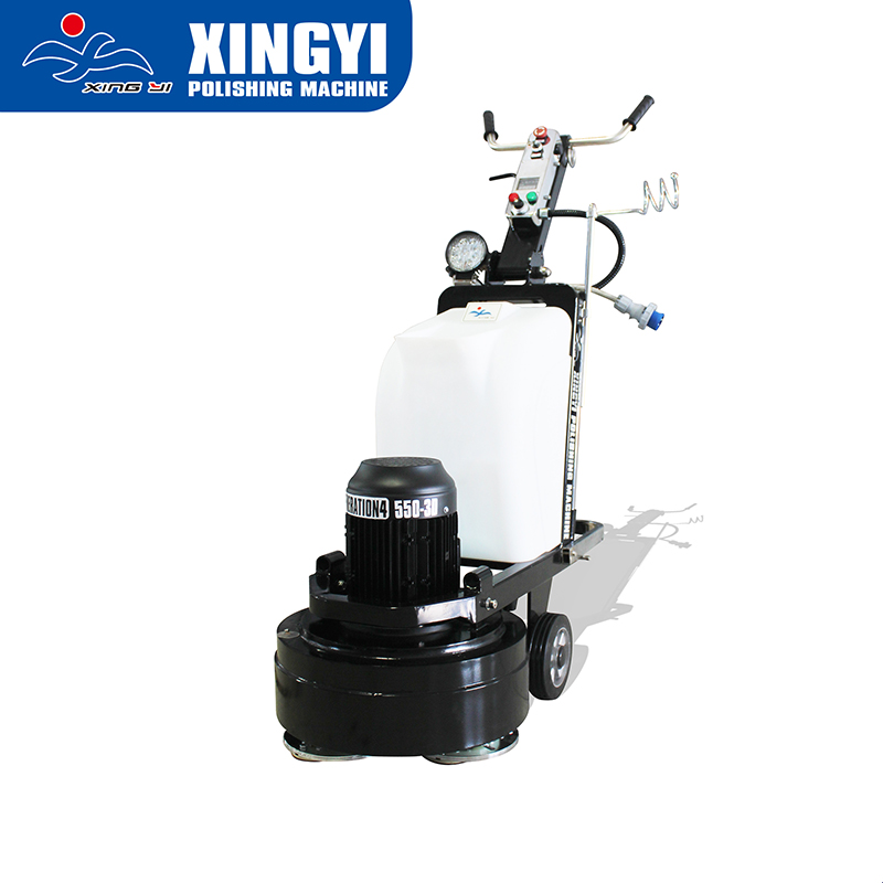 concrete floor grinder diamond machines 550-3D