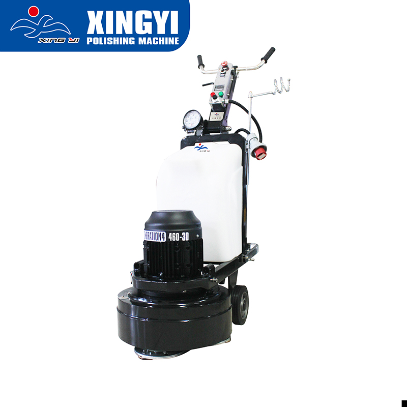 concrete grinder machine