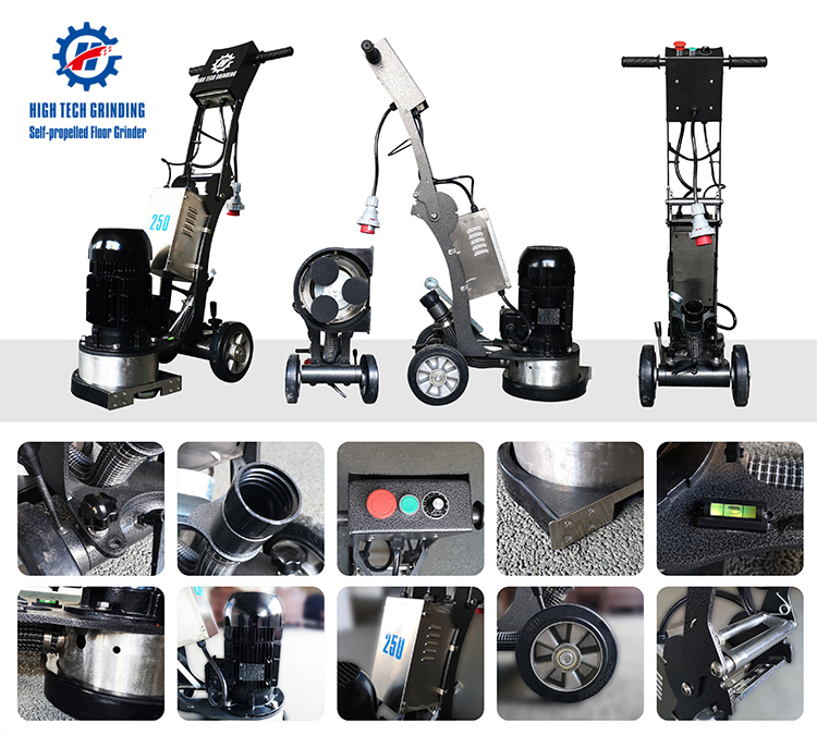 Mini Concrete Floor Surface Grinding Machine,Concrete Edge floor Grinder,suitable for small area of concrete floor.It can be used in preparing,refurbishing floor,and removing glue layer and paint of Epoxy floor.