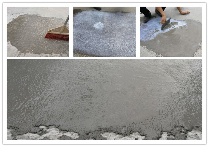 Overlay concrete repairing agent and mortar and floor Surface Treatments