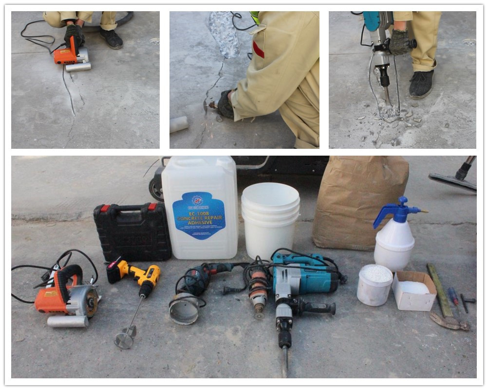 concrete repairing and grinding