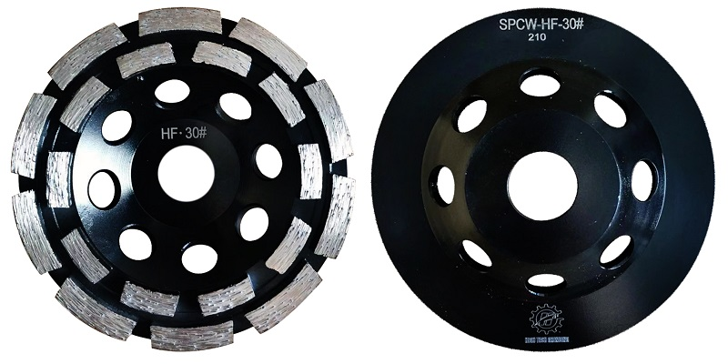 5 inch Concrete Grinding Disc Cup Wheel