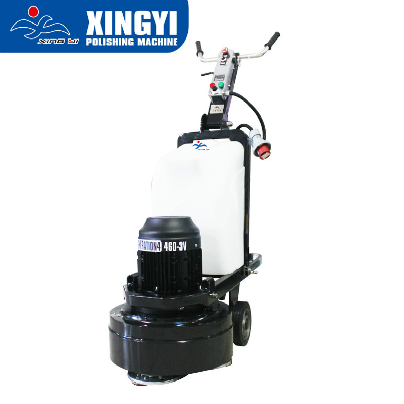 Floor grinding equipment for home use