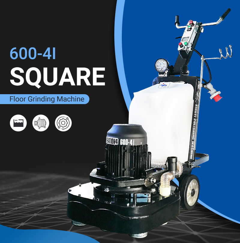 High quality floor surface grinding machine