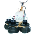 three heads planetary concrete floor grinding machine for sale