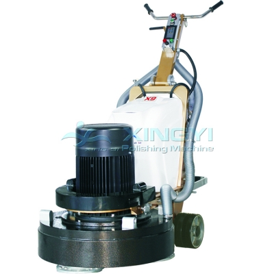 cement polishing machine