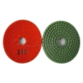 flexible marble stone grinding pads