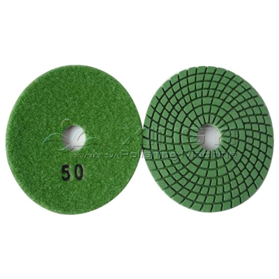 stone grinding pads