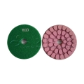 polishing resin pads or granite