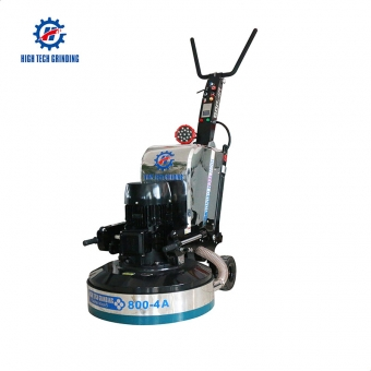 Self-propelled Concrete Floor Grinder Polisher