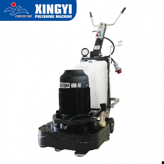 Buy Used Diamond Concrete Floor Grinder For Sale Used