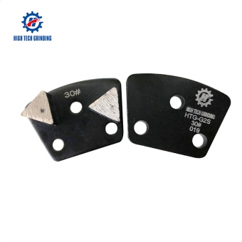 high efficient floor abrasive pads HTG-G2S