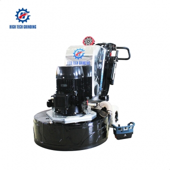concrete 4 Heads Floor grinding polishing equipment
