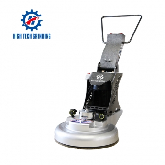 Hot sale high efficiency concrete floor polishing machine HTG-700HP