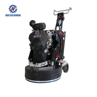 floor grinding and polishing machine