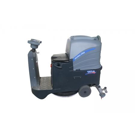 Electric Floor Cleaning Machine Sweeper