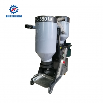 Automatic dust removal double-layer filtration efficient industrial vacuum cleaner