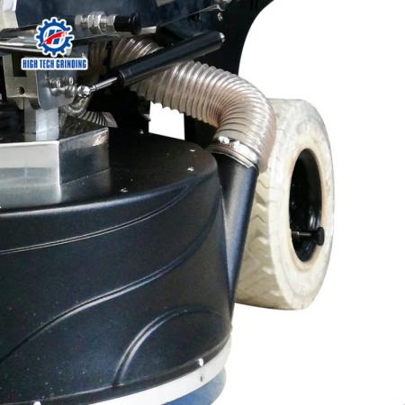 RPG-800 Remote Control Floor Grinder With High Efficiency