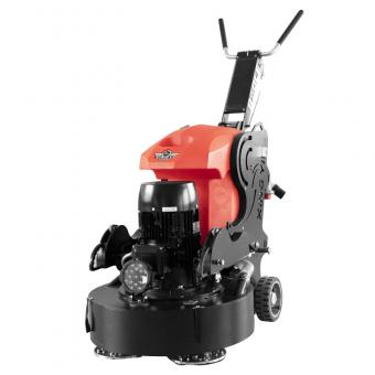 850LE floor grinding machine with dual clutch