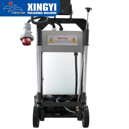 580-2 Counter rotating floor grinding machine