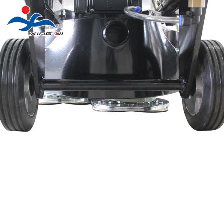 460-3D Gear Driven Electric Floor Grinder Polisher