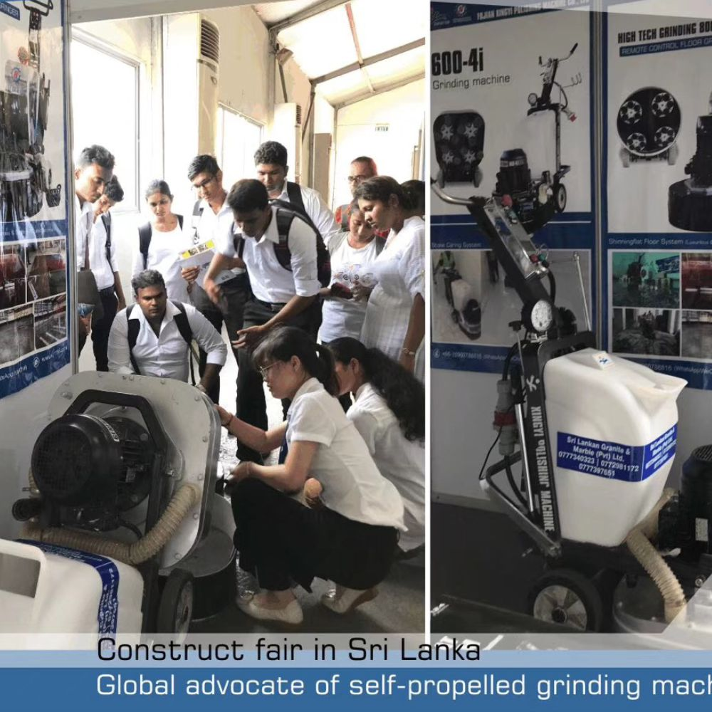 Construct Exhibition 2018 in SriLanka