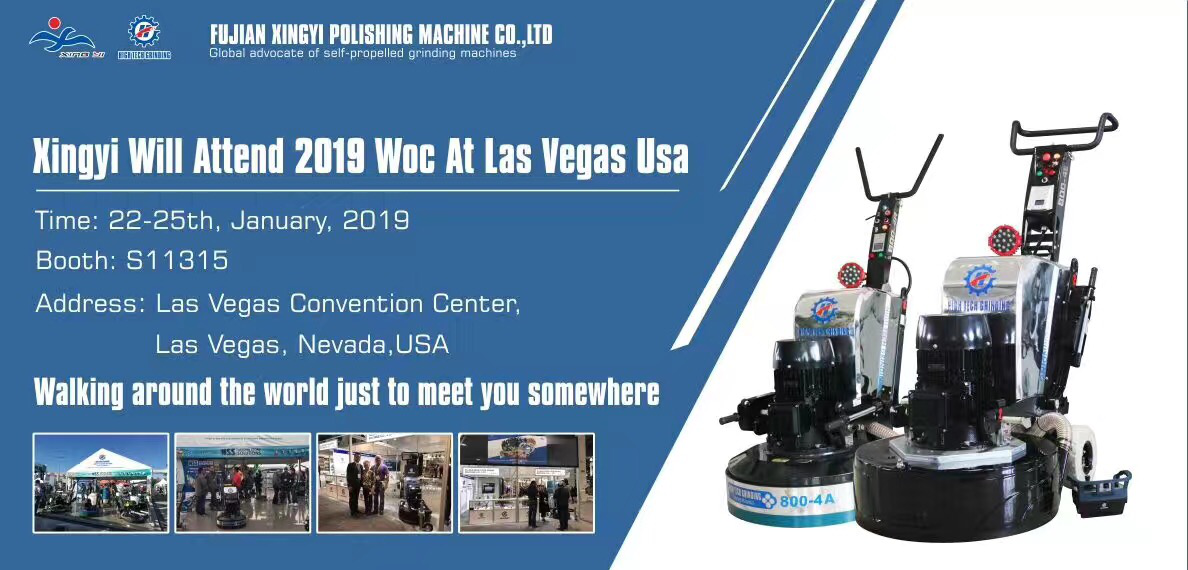 2019 WOC we are here