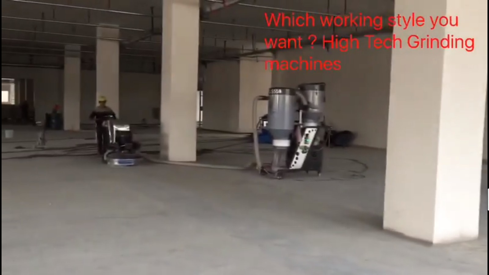 Marble Tile Cleaning Machine Terrazzo Floor Concrete Grinder