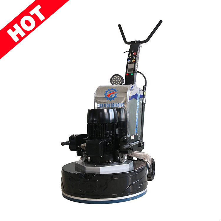Self-Propelled Floor Grinder can Easily to do Hard Floor Grinding and Leveling