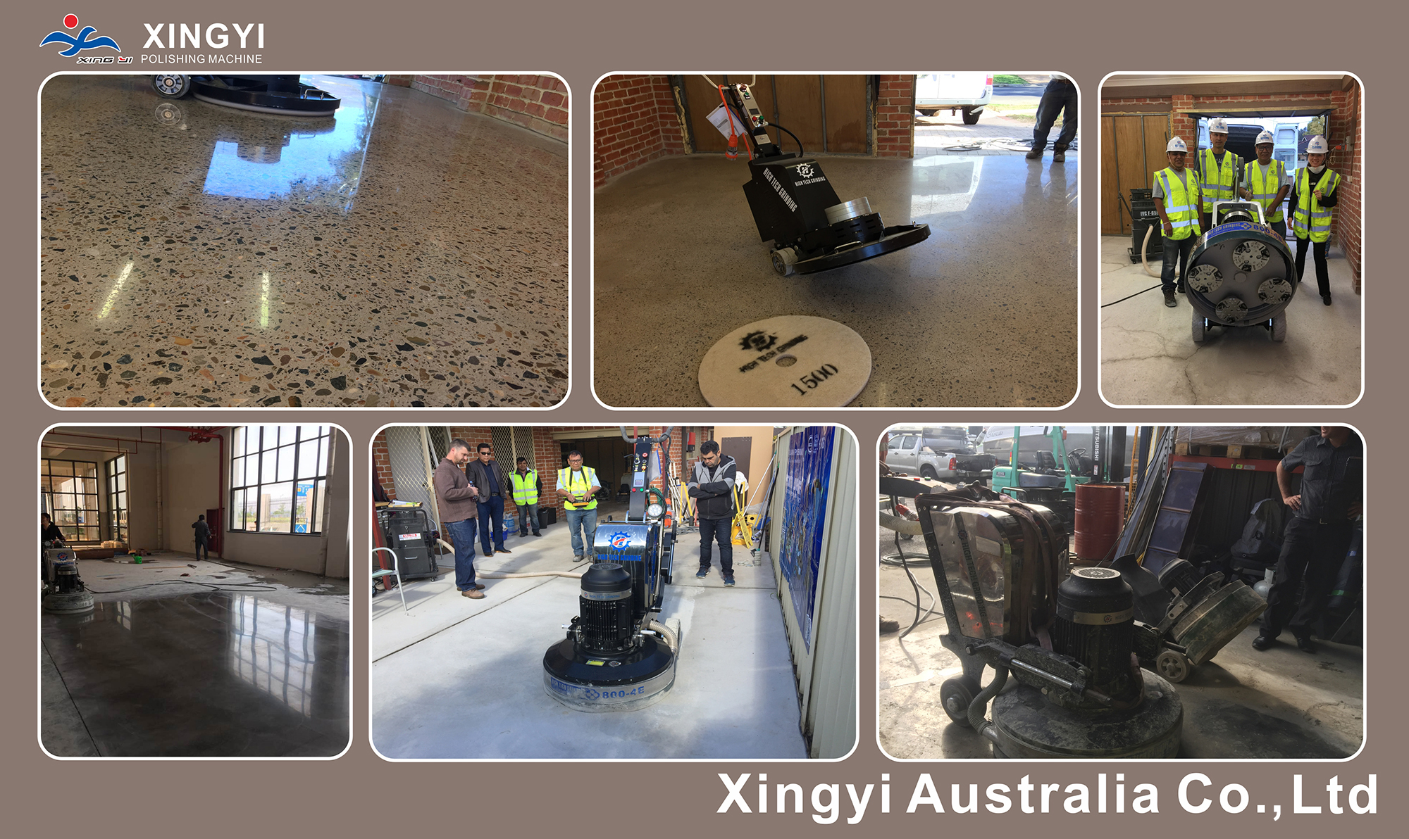 Congratulations to XINGYI Australia Co., Ltd